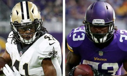 NFL Christmas Bets: Vikings vs. Saints Preview