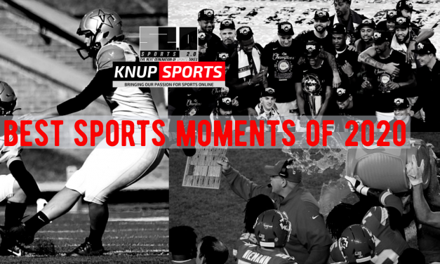 The Best Sports Moments of 2020