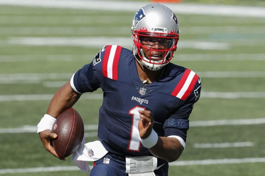 cam newton to new england