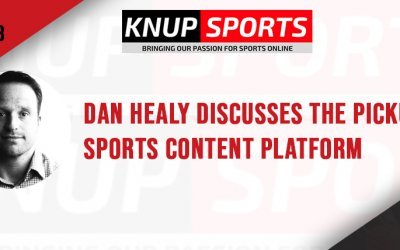 Show #118 – Dan Healy discusses the PickUp sports content platform.