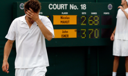 A Look Back at Isner vs Mahut – The 11-Hour Match