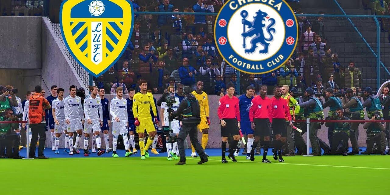 English Premier League Preview and Prediction Chelsea v Leeds Utd.