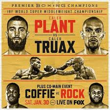 Boxing Title Fight- Plant v. Truax