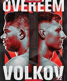 UFC Fight Night -Overeem vs Volkov – Preview, Odds and Prediction