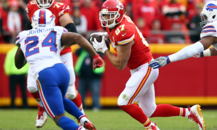 2021 AFC Championship Game Preview; Chiefs and Bills Set for Shootout