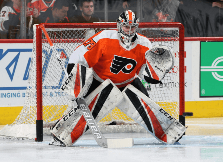 Vezina Trophy Prediction – Knup Sports NHL Awards Series