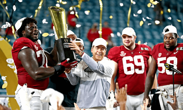 National Championship Game Recap: Alabama Wins the Natty