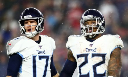 Wild Card Bets: Ravens at Titans Betting Preview