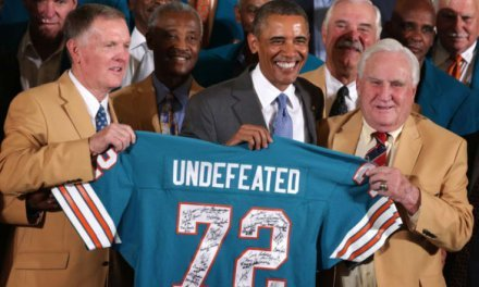 Breaking down the 1972 Miami Dolphins undefeated season