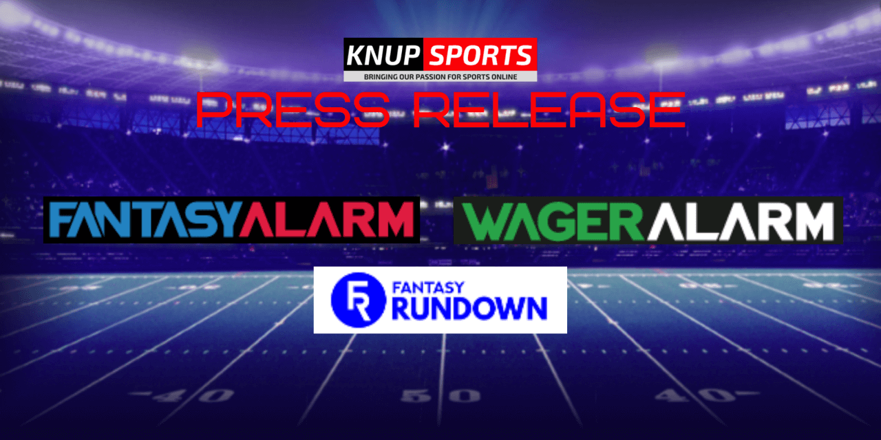 The Alarm Sports Network Acquires Fantasy Rundown