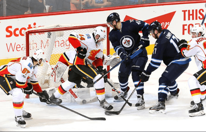 Calgary Flames at Winnipeg Jets Betting Preview