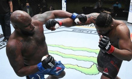 UFC Fight Night: Blaydes vs Lewis Recap
