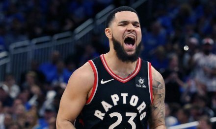 Fred VanVleet Sets Scoring Record for Undrafted Players with 54 Points