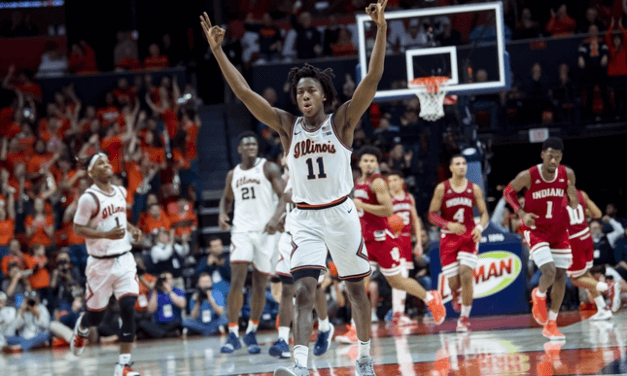 Illinois Fighting Illini at Indiana Hoosiers Betting Preview