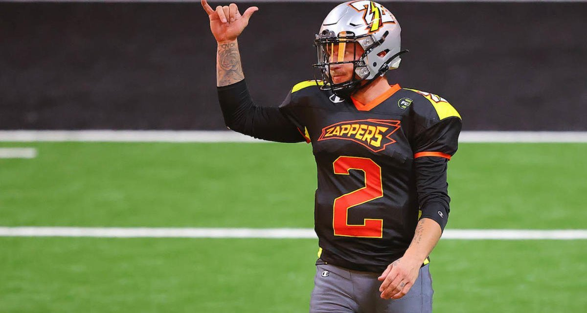 The New Fan Controlled Football League and the return of Johnny Manziel