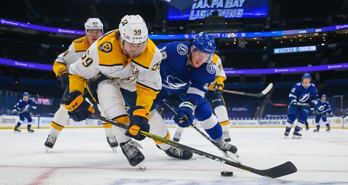 BETTING PREVIEW: Lightning at Predators Betting Game 2 Preview