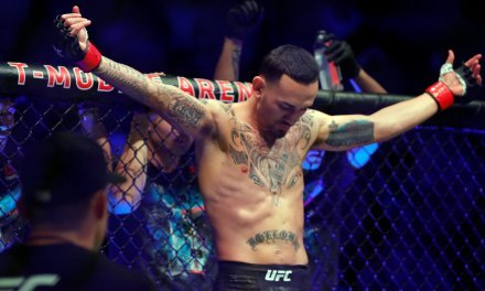 Max Holloway Plans to Return in July: Fight Twice in 2021