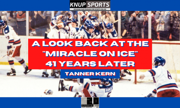 A Look Back at the Miracle on Ice 41 Years Later