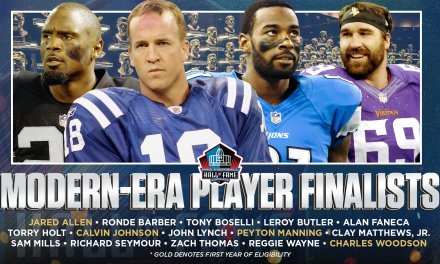 2021 Hall of Fame Game Participants Announced