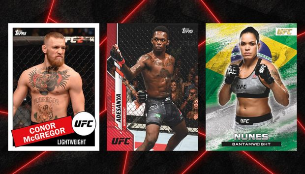 SPORTS CARDS: UFC and Panini Come to Agreement: Bye Bye Topps