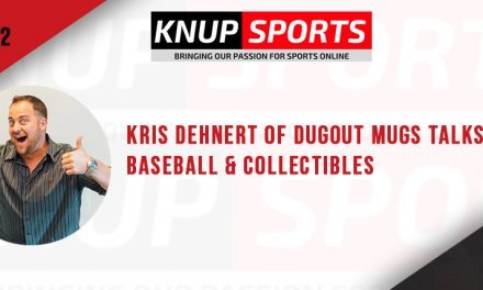 Show #122 – Kris Dehnert of Dugout Mugs Talks Beer, Baseball & Collectibles