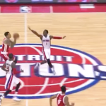Flashback Friday: Half Court Buzzer Beaters in the 4th Quarter