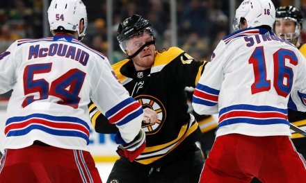 Bruins vs Rangers Betting Preview (NHL)
