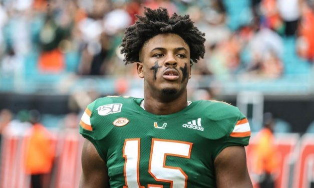 Canes Shine at University of Miami Pro Day
