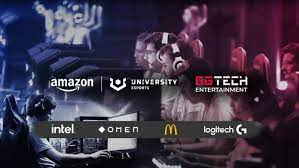 Amazon University Esport Series Expanding