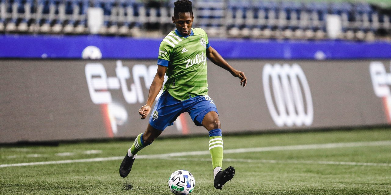 Inter Miami Sign Kelvin Leerdam: Former Seattle Sounders Defender
