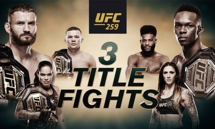 UFC 259: Sterling vs. Yan Pick and Preview