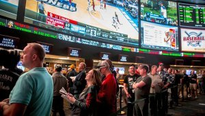 Virginia Sports Betting Kicks off with a Bang