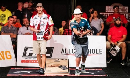 DraftKings Teams up with American Cornhole League