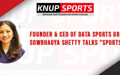 "Show #123 – Founder & CEO of Data Sports Group Sowbhagya Shetty Talks ""Sports Data"""