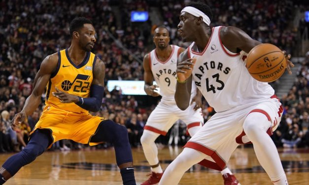 Utah Jazz at Toronto Raptors Video and Betting Preview