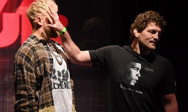 Ben Askren vs Jake Paul Preview