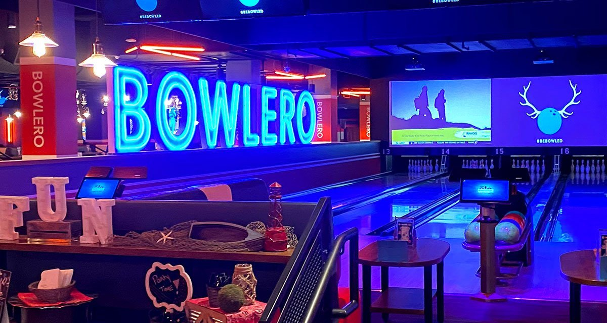 Bowlero Bowling Partners with Sports Betting