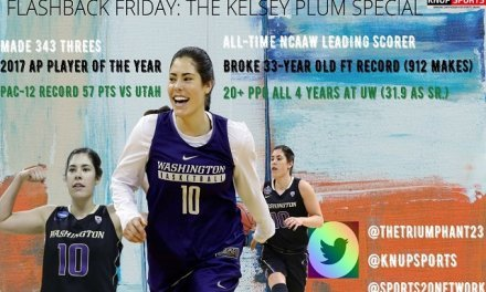 Flashback Friday: The Kelsey Plum Special