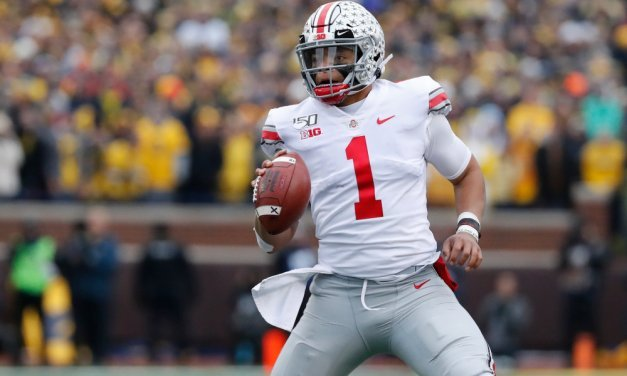 Justin Fields Possible Landing Spots for the 2021 NFL Draft