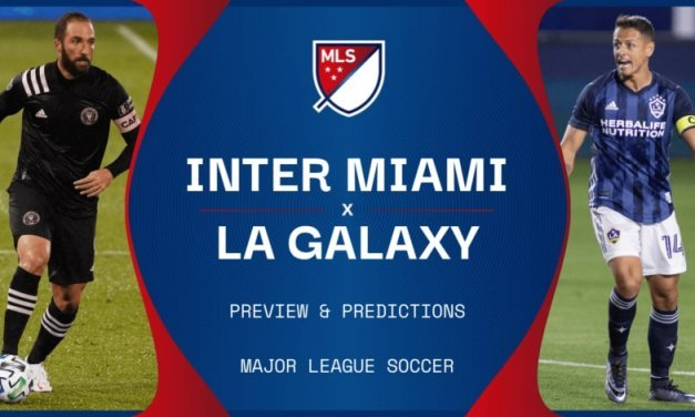 MLS Inter Miami Vs LA Galaxy