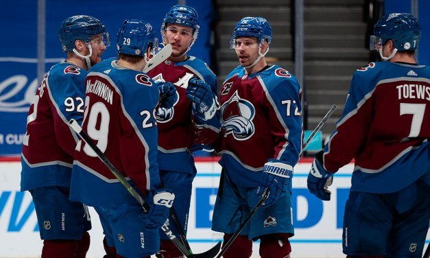 KnupSports NHL Power Rankings April 6
