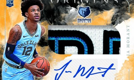 Panini Origins Basketball and National Treasures Football Set to Drop Wednesday