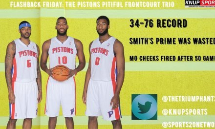 Flashback Friday: The Pistons Pitiful Frontcourt Trio