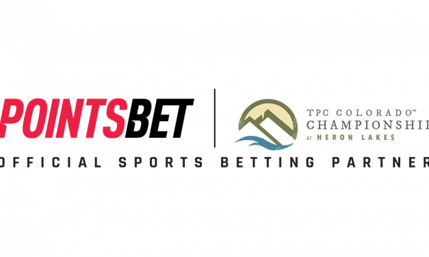 PRESS RELEASE: PointsBet Becomes Exclusive, Official Sports Betting Partner of Korn Ferry Tour's TPC Colorado Championship at Heron Lakes