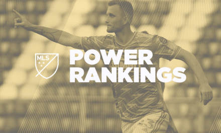 MLS Power Rankings For May 1