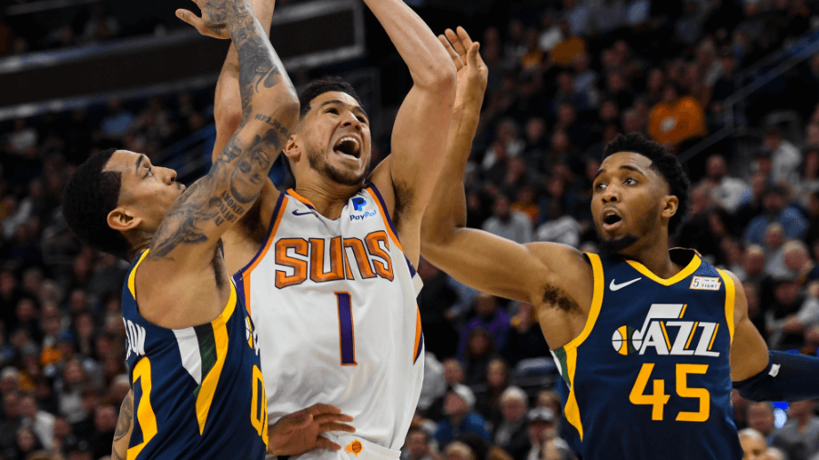 Utah Jazz at Phoenix Suns Betting Pick and Video Preview
