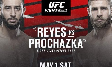 UFC Vegas 25 – Reyes vs Prochazka Preview, Odds and Prediction