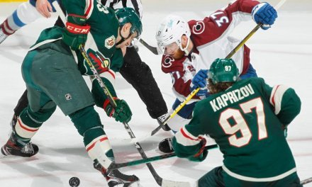 Colorado Avalanche at Minnesota Wild Betting Preview