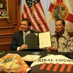 Florida Legal Betting? Governor DeSantis and Seminole Tribe Reach Landmark Deal