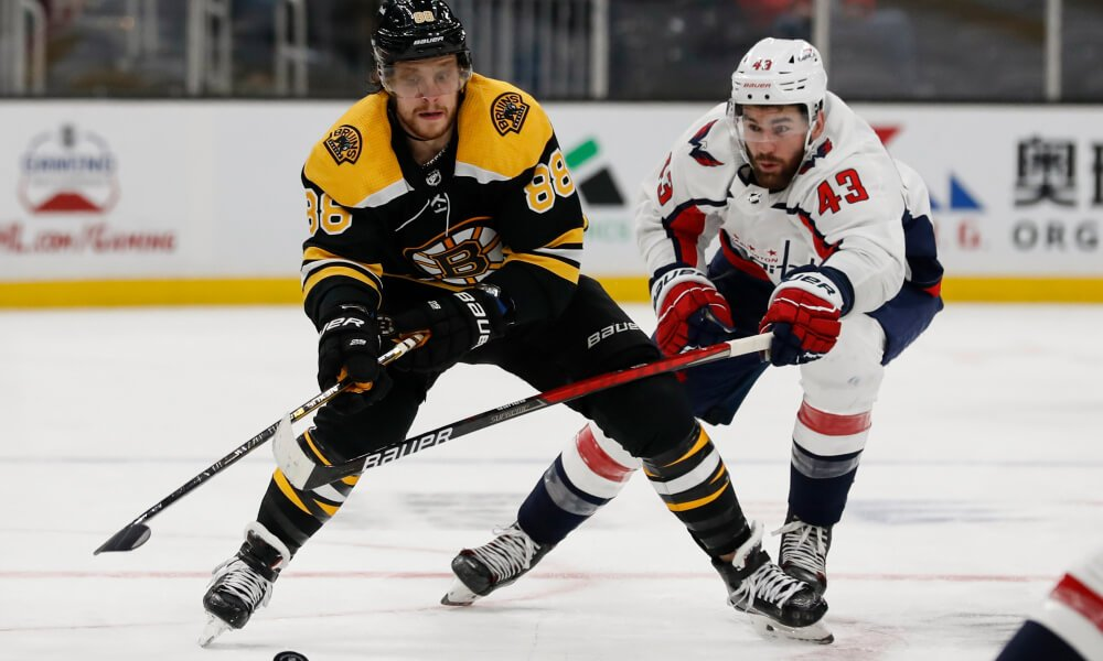 2021 NHL Playoff Preview: Capitals vs Bruins